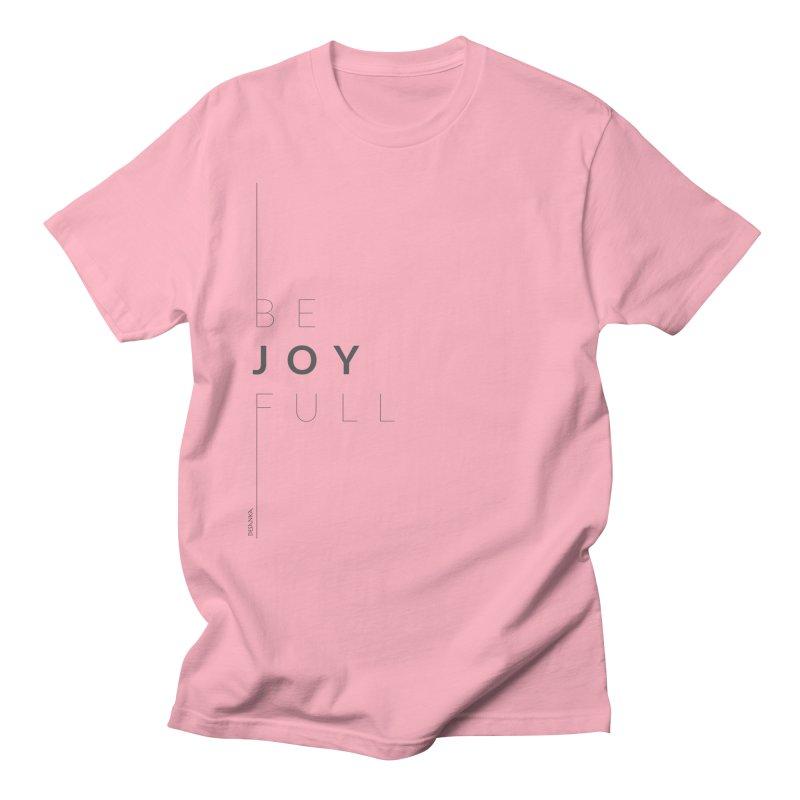JOY // Full Men's Regular T-Shirt by desankaspirit's Artist Shop