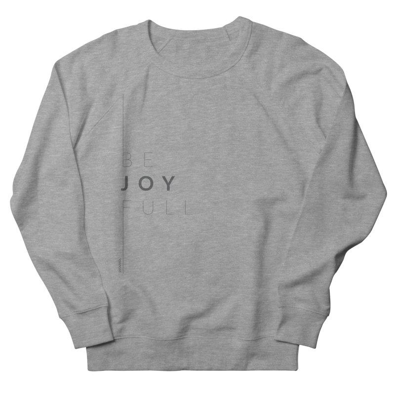 JOY // Full Women's French Terry Sweatshirt by desankaspirit's Artist Shop