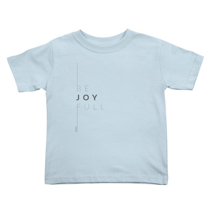 JOY // Full Kids Toddler T-Shirt by Desanka Spirit's Artist Shop