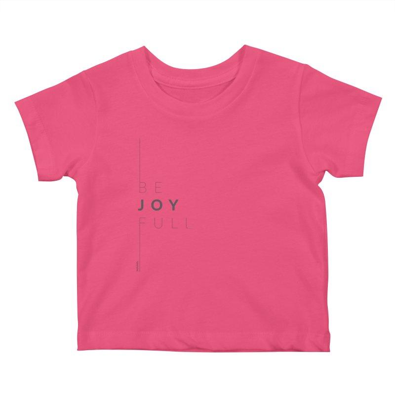JOY // Full Kids Baby T-Shirt by desankaspirit's Artist Shop