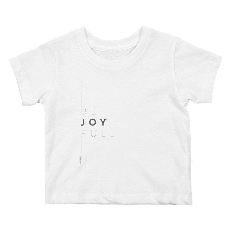 JOY // Full Kids Baby T-Shirt by Desanka Spirit's Artist Shop