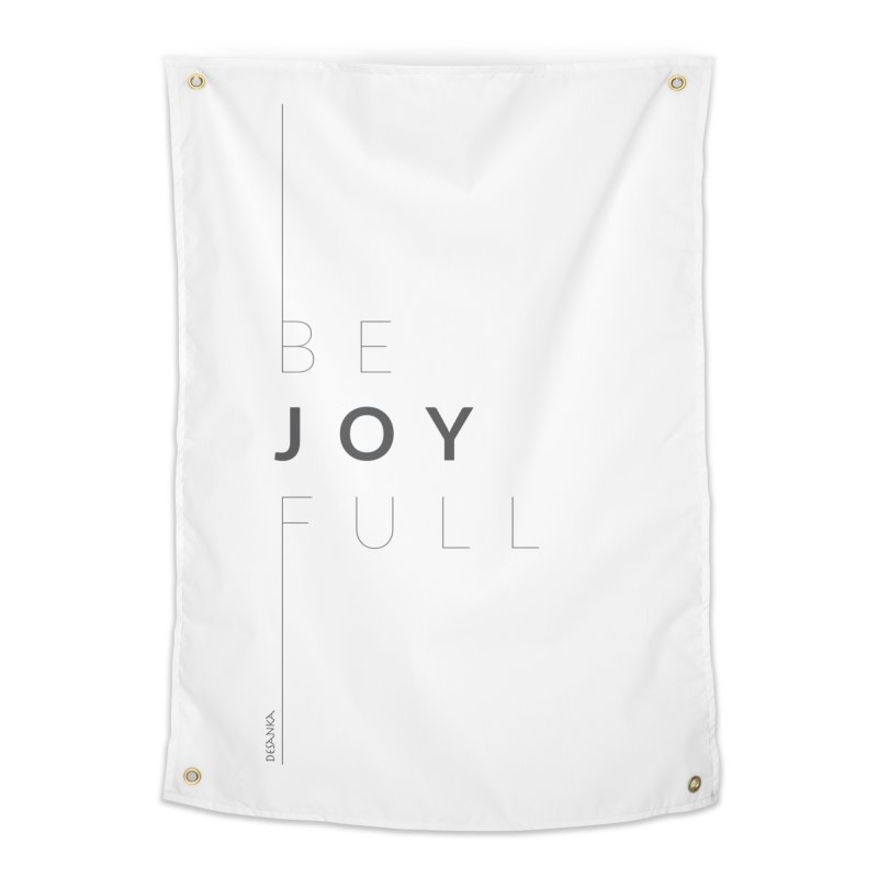 JOY // Full Home Tapestry by Desanka Spirit's Artist Shop