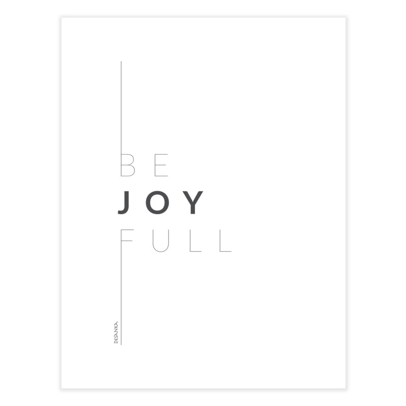 JOY // Full Home Fine Art Print by Desanka Spirit's Artist Shop