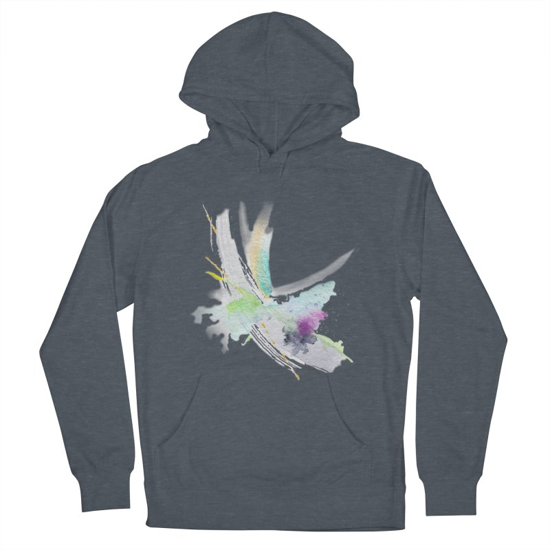 JOY // Living the Dream Men's Pullover Hoody by Desanka Spirit's Artist Shop