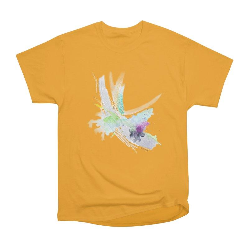 JOY // Living the Dream Men's Heavyweight T-Shirt by Desanka Spirit's Artist Shop