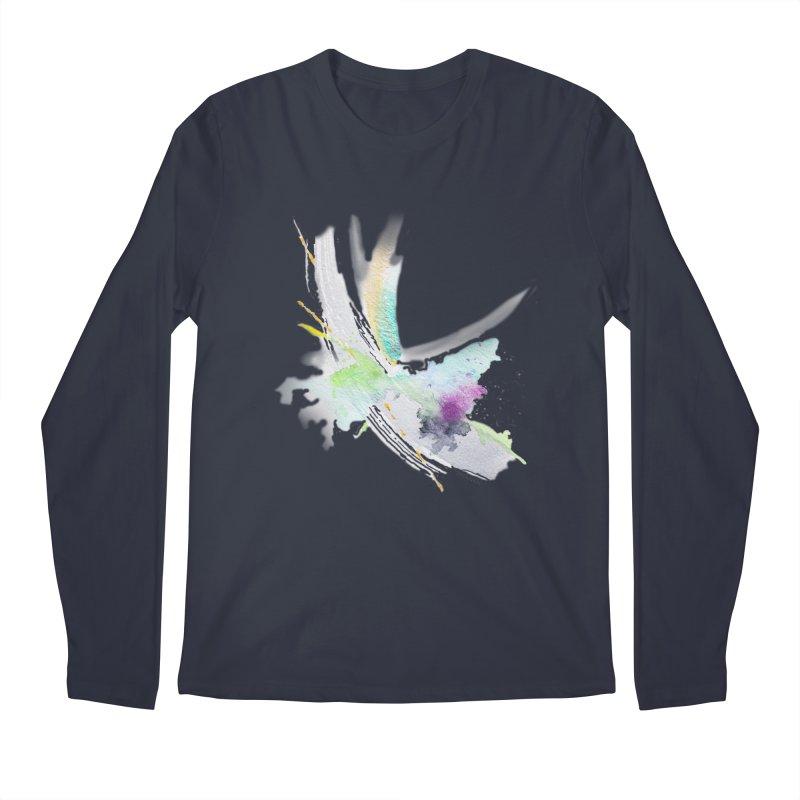 JOY // Living the Dream Men's Regular Longsleeve T-Shirt by Desanka Spirit's Artist Shop