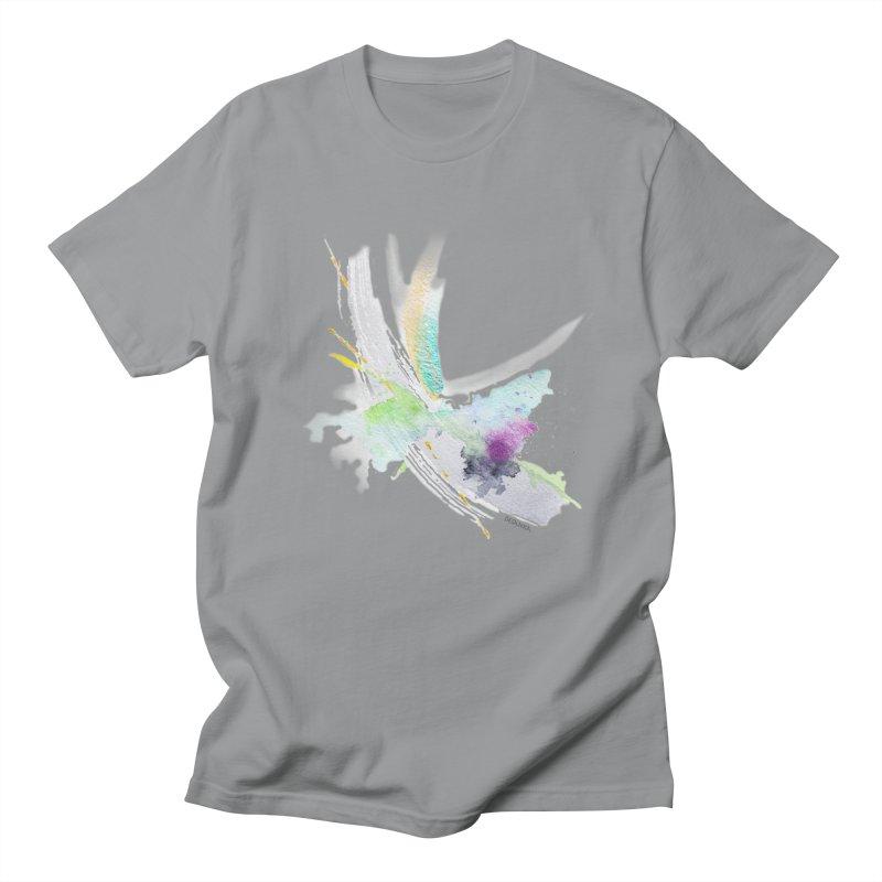 JOY // Living the Dream Men's T-Shirt by Desanka Spirit's Artist Shop