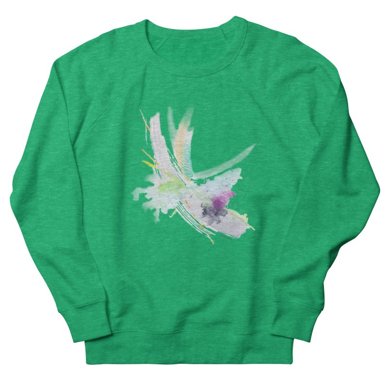 JOY // Living the Dream Women's Sweatshirt by Desanka Spirit's Artist Shop