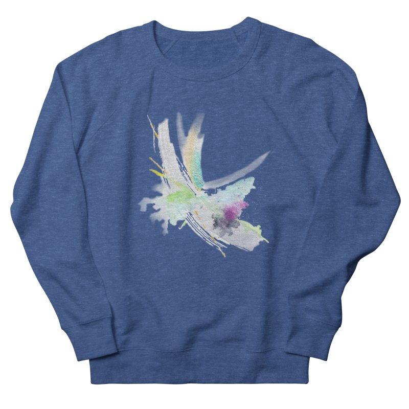 JOY // Living the Dream Men's Sweatshirt by Desanka Spirit's Artist Shop