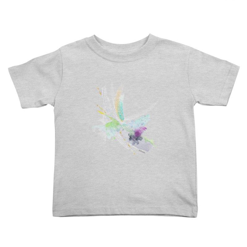 JOY // Living the Dream Kids Toddler T-Shirt by desankaspirit's Artist Shop