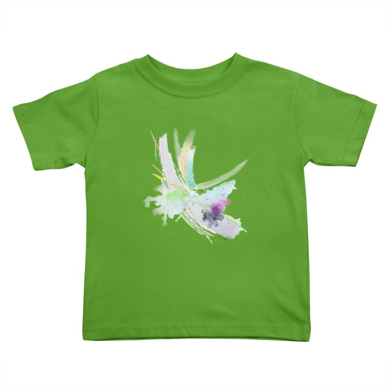 JOY // Living the Dream Kids Toddler T-Shirt by Desanka Spirit's Artist Shop