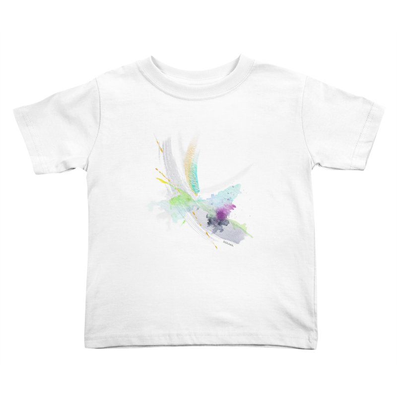 JOY // Living the Dream Kids Toddler T-Shirt by Desanka Spirit's Artist Shop