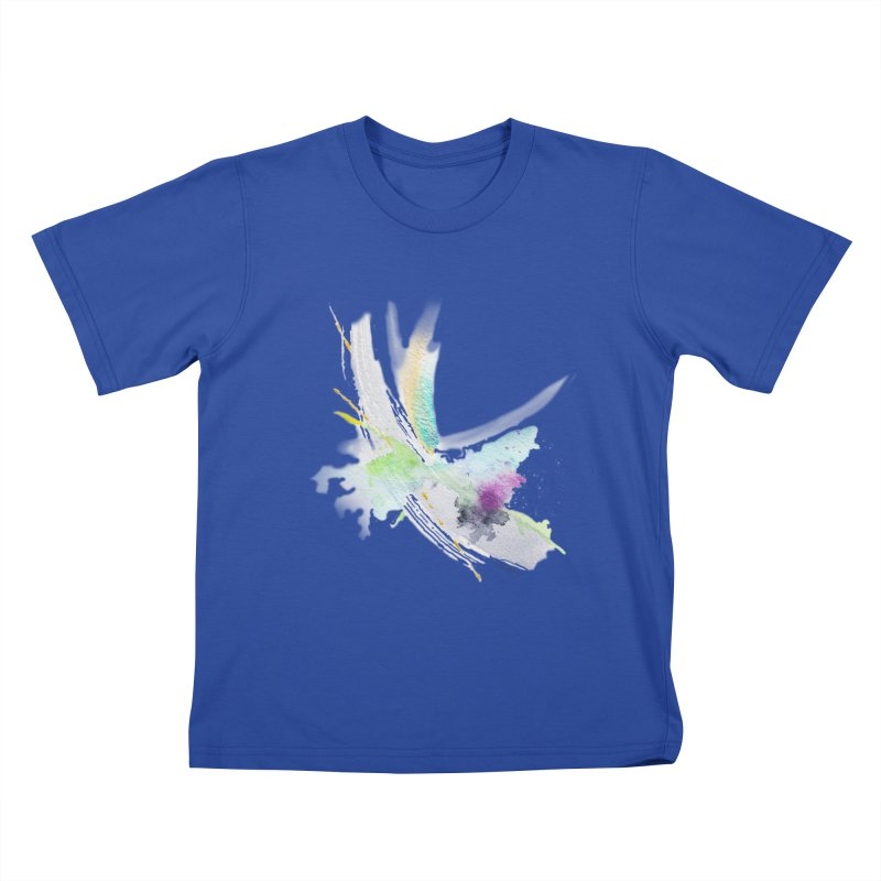 JOY // Living the Dream Kids T-Shirt by Desanka Spirit's Artist Shop