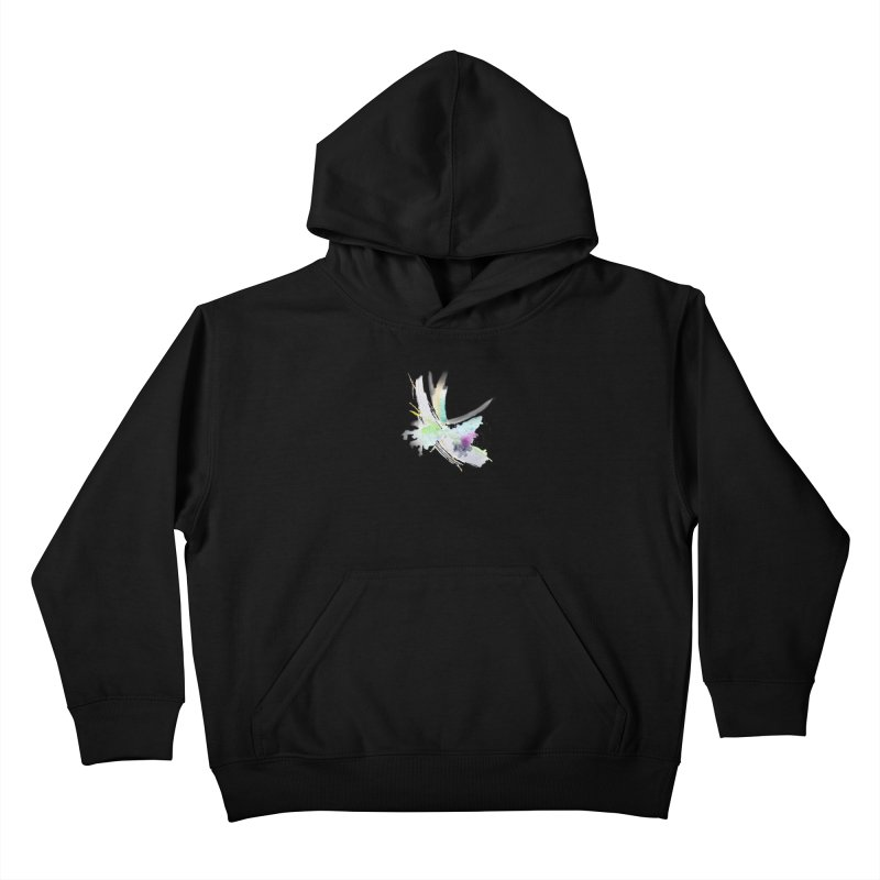 JOY // Living the Dream Kids Pullover Hoody by Desanka Spirit's Artist Shop