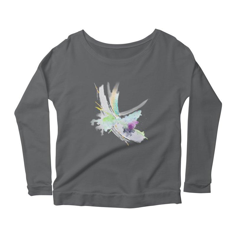 JOY // Living the Dream Women's Longsleeve T-Shirt by Desanka Spirit's Artist Shop