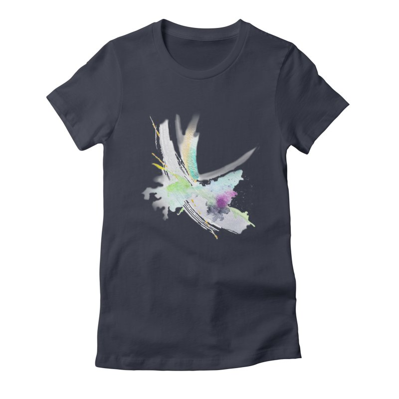 JOY // Living the Dream Women's T-Shirt by Desanka Spirit's Artist Shop