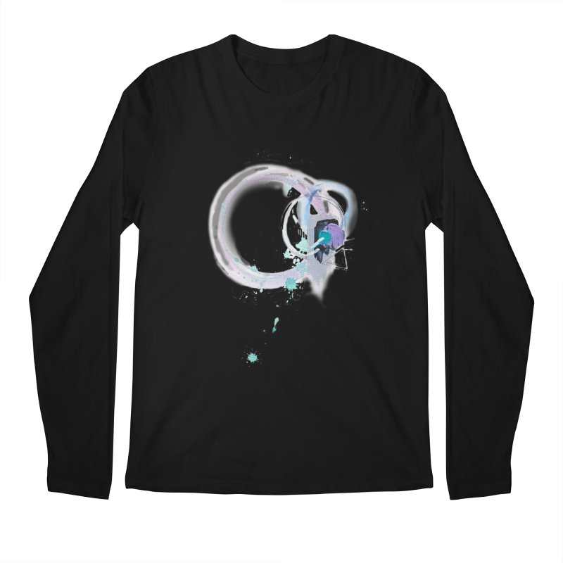 JOY // Ripple Effect Men's Regular Longsleeve T-Shirt by desankaspirit's Artist Shop