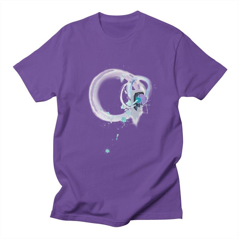 JOY // Ripple Effect Men's Regular T-Shirt by Desanka Spirit's Artist Shop