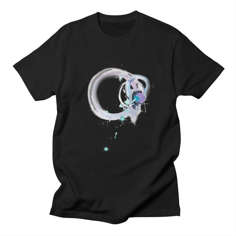 JOY // Ripple Effect Women's Regular Unisex T-Shirt by desankaspirit's Artist Shop