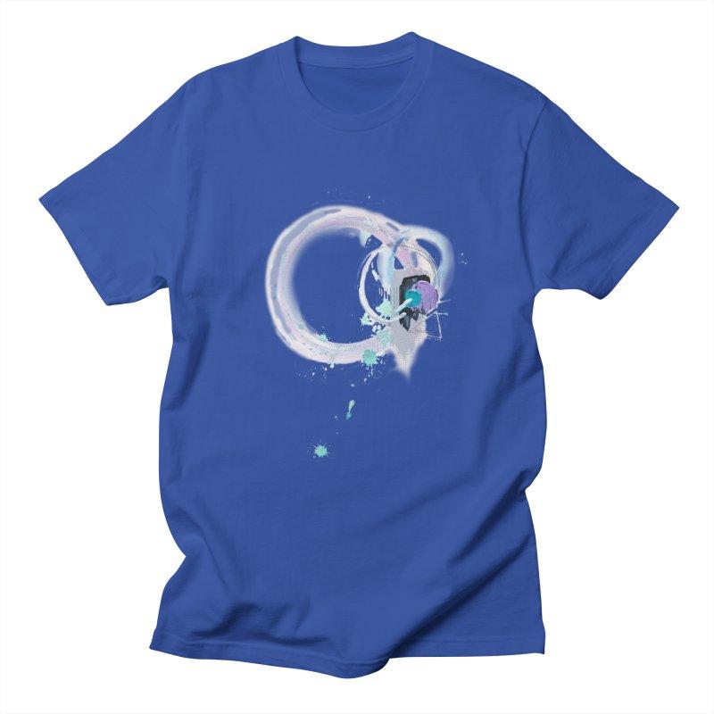 JOY // Ripple Effect Women's Regular Unisex T-Shirt by Desanka Spirit's Artist Shop