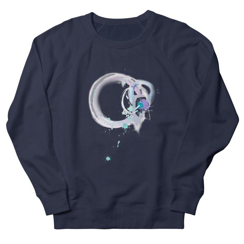 JOY // Ripple Effect Women's French Terry Sweatshirt by Desanka Spirit's Artist Shop