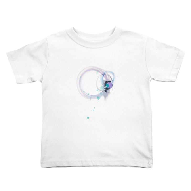 JOY // Ripple Effect Kids Toddler T-Shirt by desankaspirit's Artist Shop