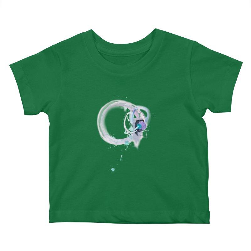 JOY // Ripple Effect Kids Baby T-Shirt by Desanka Spirit's Artist Shop