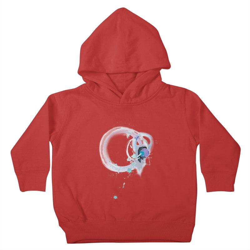 JOY // Ripple Effect Kids Toddler Pullover Hoody by Desanka Spirit's Artist Shop