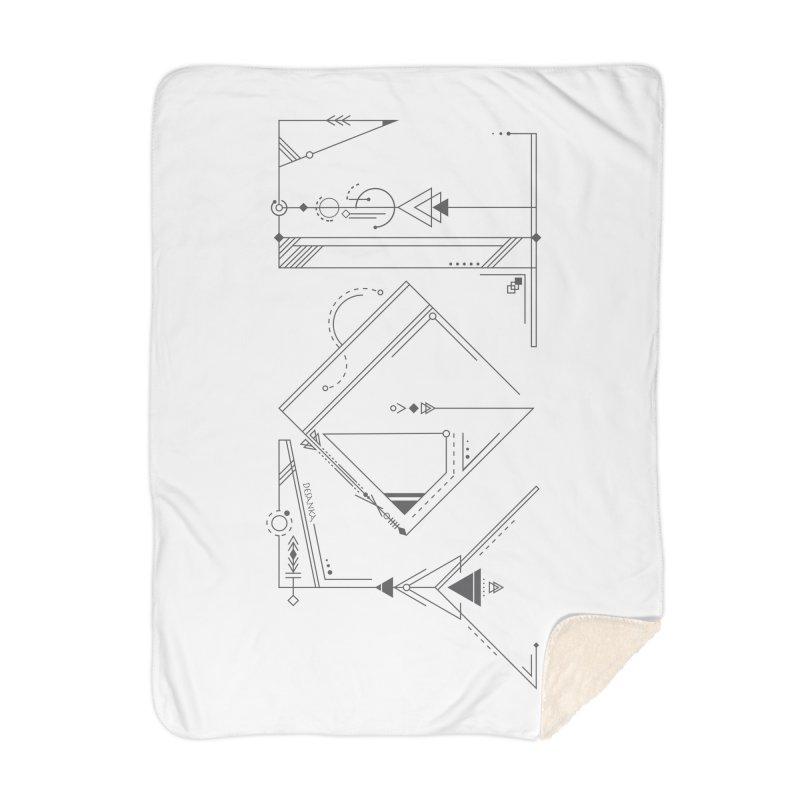 JOY // Connected Home Blanket by Desanka Spirit's Artist Shop
