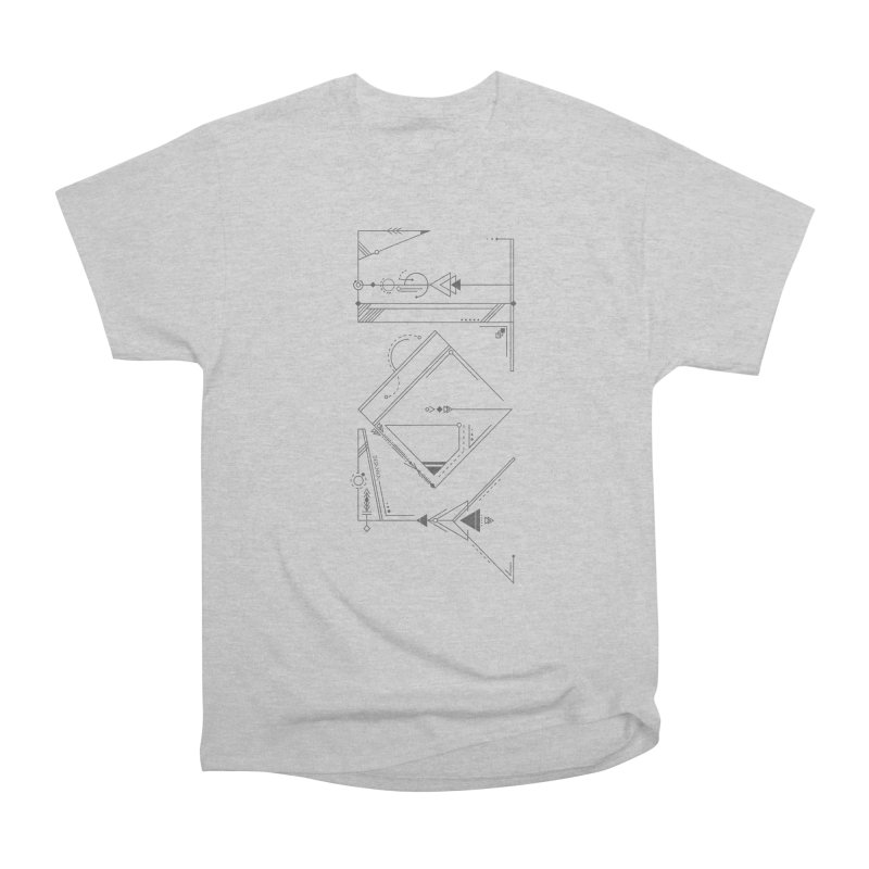 JOY // Connected Men's Heavyweight T-Shirt by desankaspirit's Artist Shop