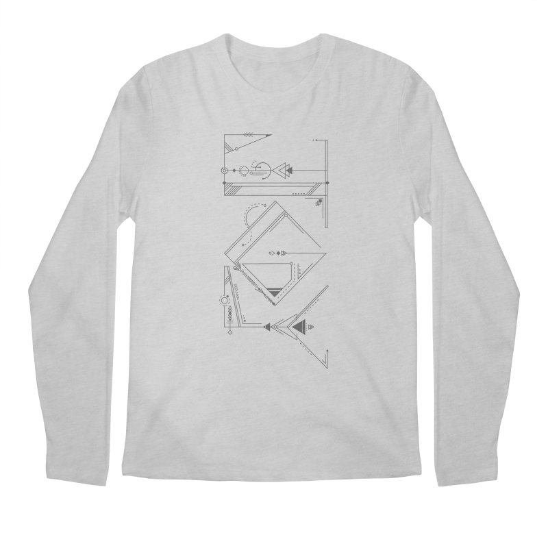 JOY // Connected Men's Regular Longsleeve T-Shirt by desankaspirit's Artist Shop