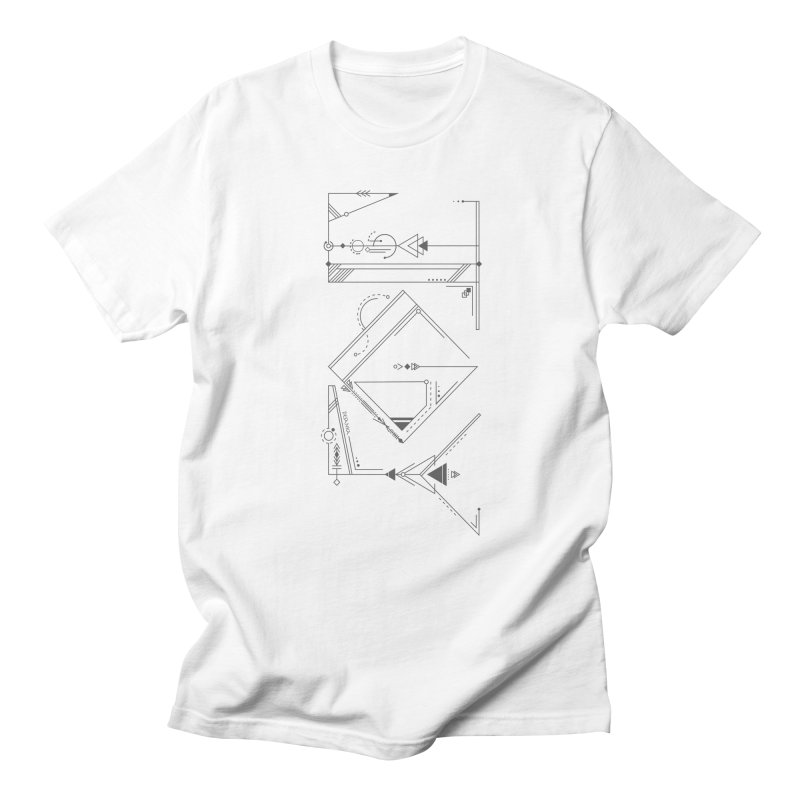 JOY // Connected Men's Regular T-Shirt by Desanka Spirit's Artist Shop