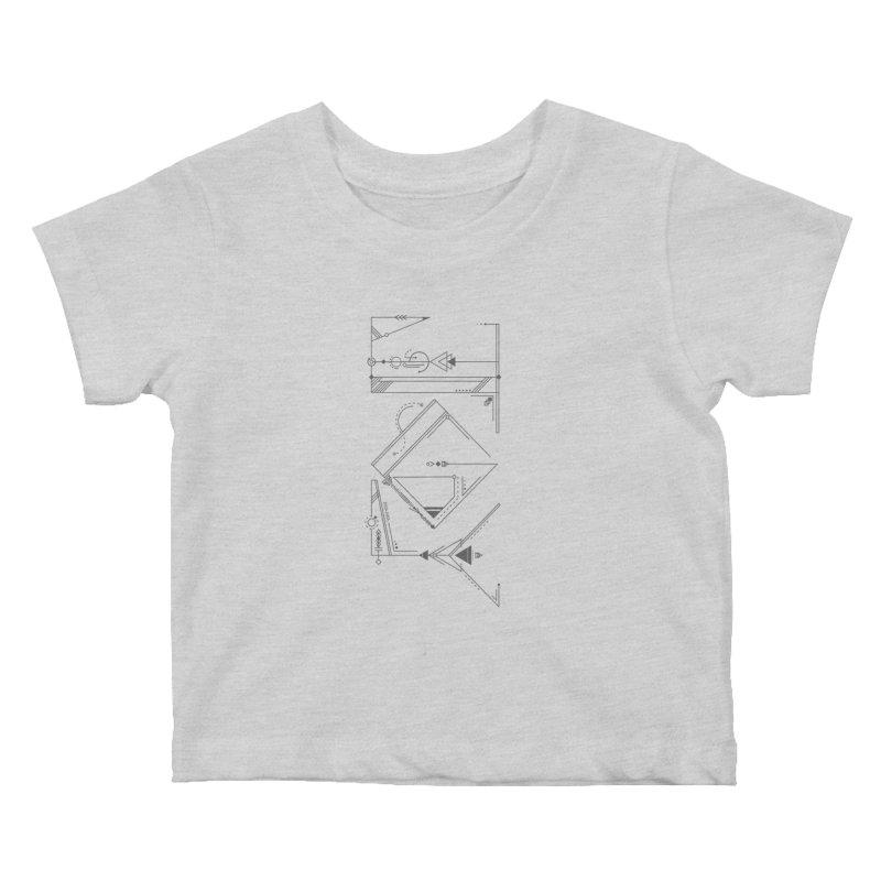 JOY // Connected Kids Baby T-Shirt by desankaspirit's Artist Shop