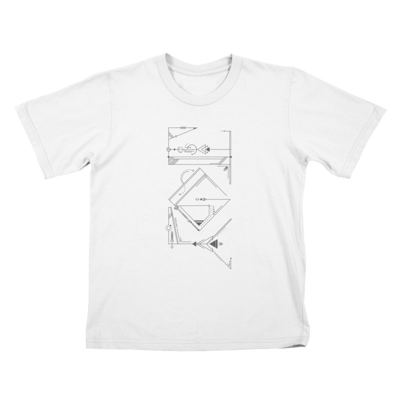JOY // Connected Kids T-Shirt by Desanka Spirit's Artist Shop