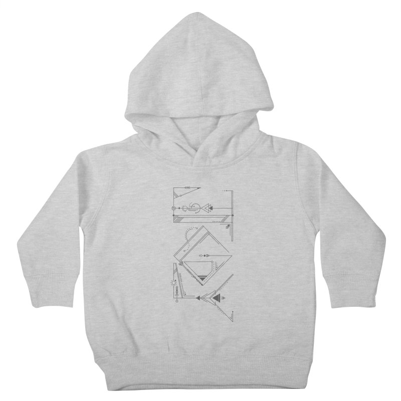JOY // Connected Kids Toddler Pullover Hoody by Desanka Spirit's Artist Shop