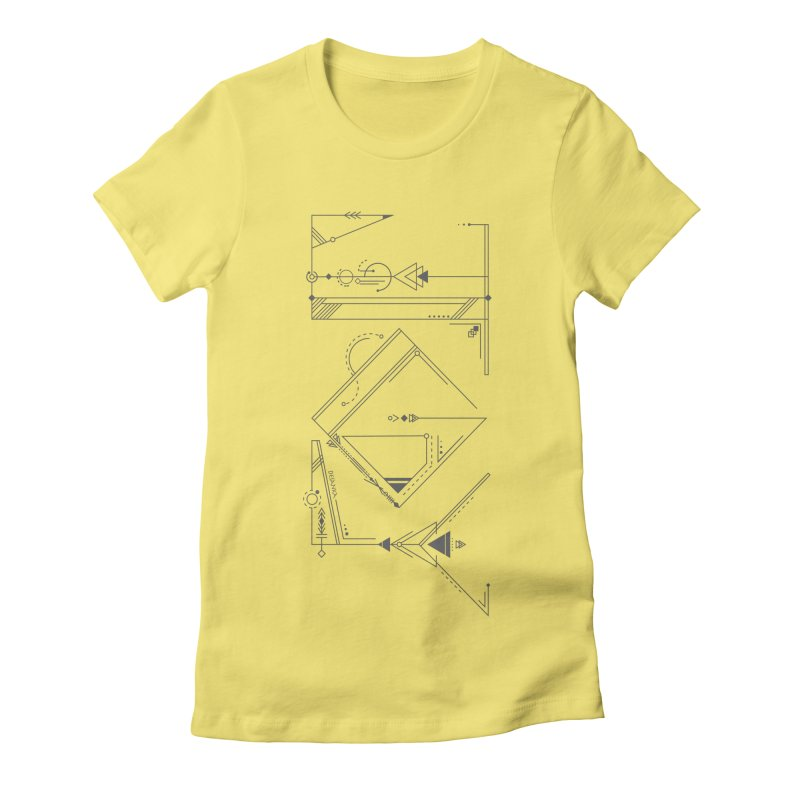 JOY // Connected Women's T-Shirt by Desanka Spirit's Artist Shop