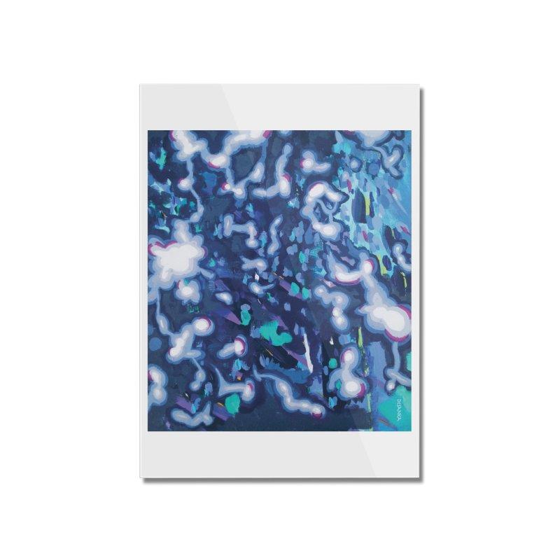 JOY // Awakening Home Mounted Acrylic Print by Desanka Spirit's Artist Shop