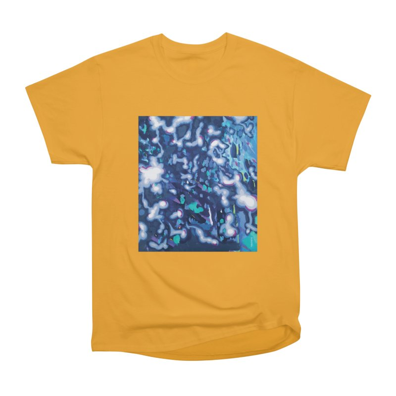 JOY // Awakening Men's Heavyweight T-Shirt by desankaspirit's Artist Shop