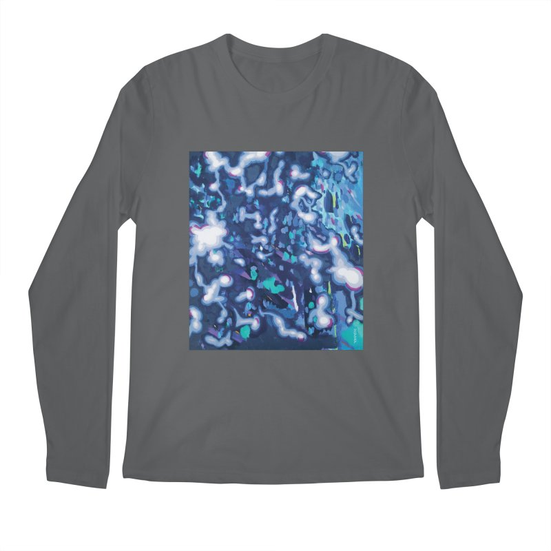 JOY // Awakening Men's Longsleeve T-Shirt by Desanka Spirit's Artist Shop