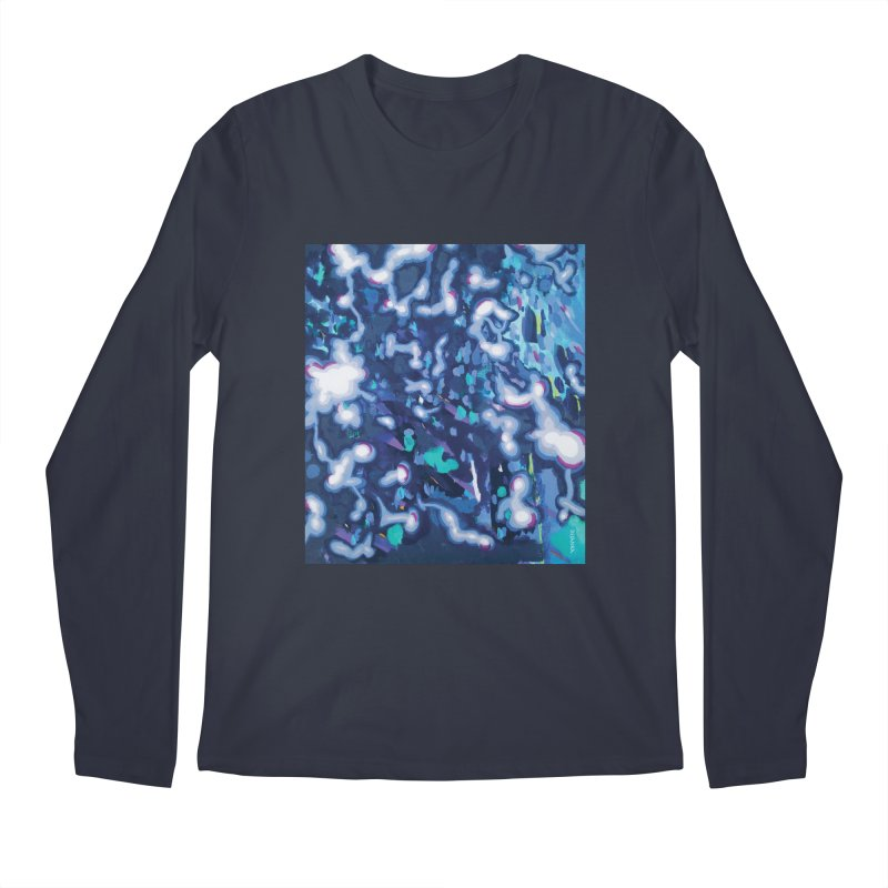 JOY // Awakening Men's Regular Longsleeve T-Shirt by desankaspirit's Artist Shop