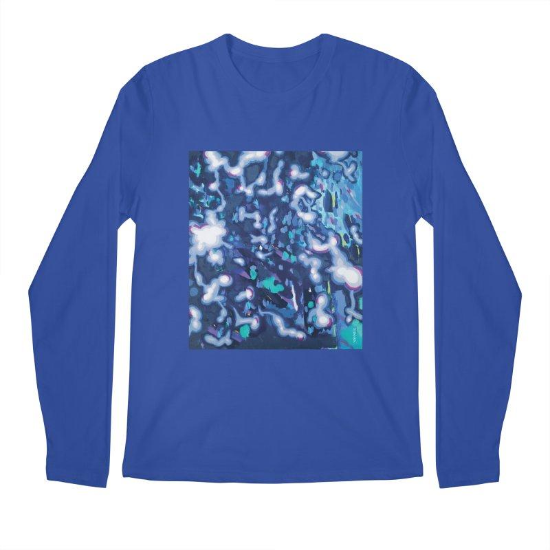 JOY // Awakening Men's Longsleeve T-Shirt by Desanka Spirit's Artist Shop