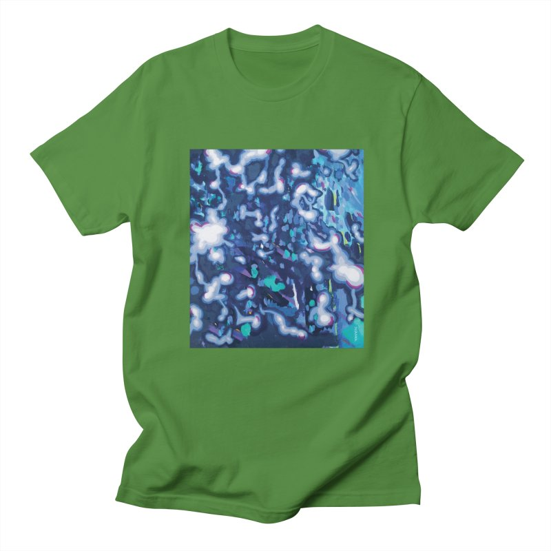 JOY // Awakening Men's Regular T-Shirt by Desanka Spirit's Artist Shop