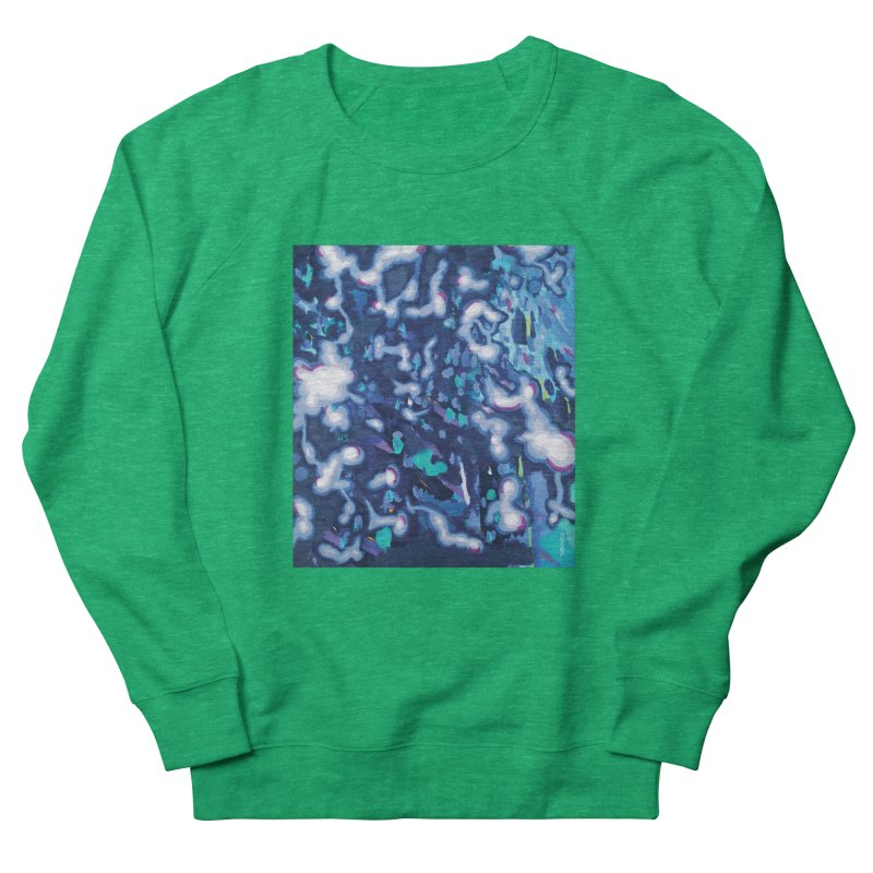 JOY // Awakening Women's Sweatshirt by Desanka Spirit's Artist Shop