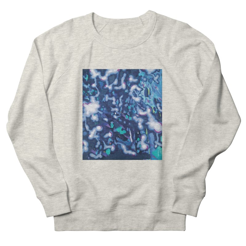 JOY // Awakening Women's French Terry Sweatshirt by desankaspirit's Artist Shop