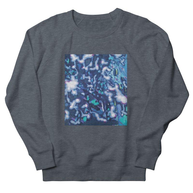 JOY // Awakening Men's French Terry Sweatshirt by Desanka Spirit's Artist Shop