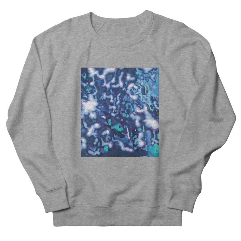 JOY // Awakening Men's French Terry Sweatshirt by desankaspirit's Artist Shop