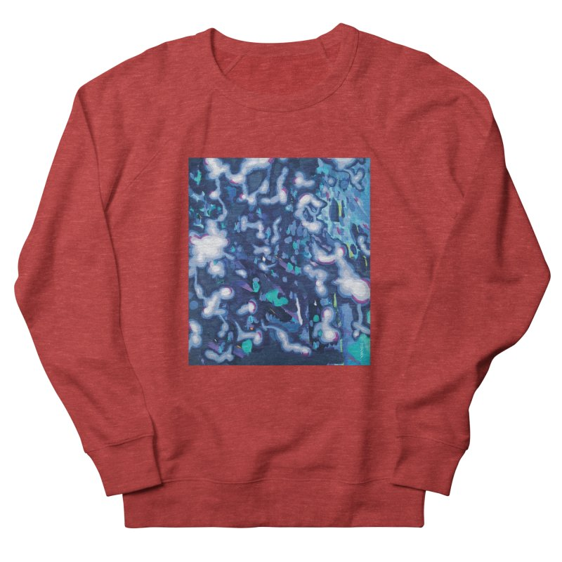 JOY // Awakening Men's French Terry Sweatshirt by Desanka Spirit's Artist Shop