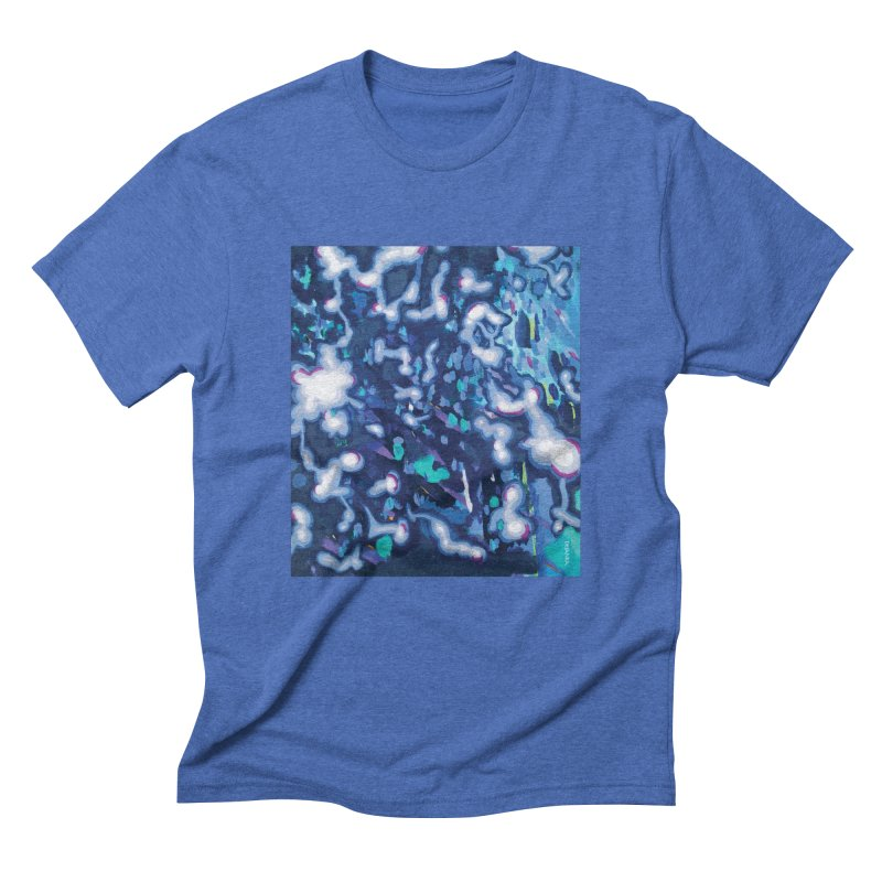 JOY // Awakening Men's T-Shirt by Desanka Spirit's Artist Shop