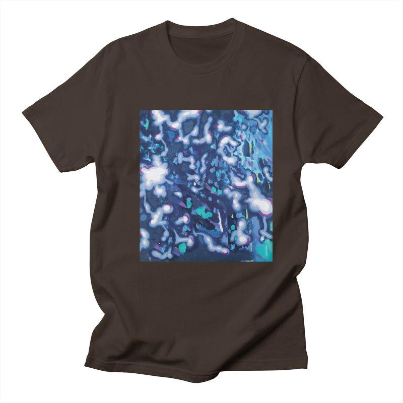JOY // Awakening Men's Regular T-Shirt by Desanka Spirit's Artist Shop