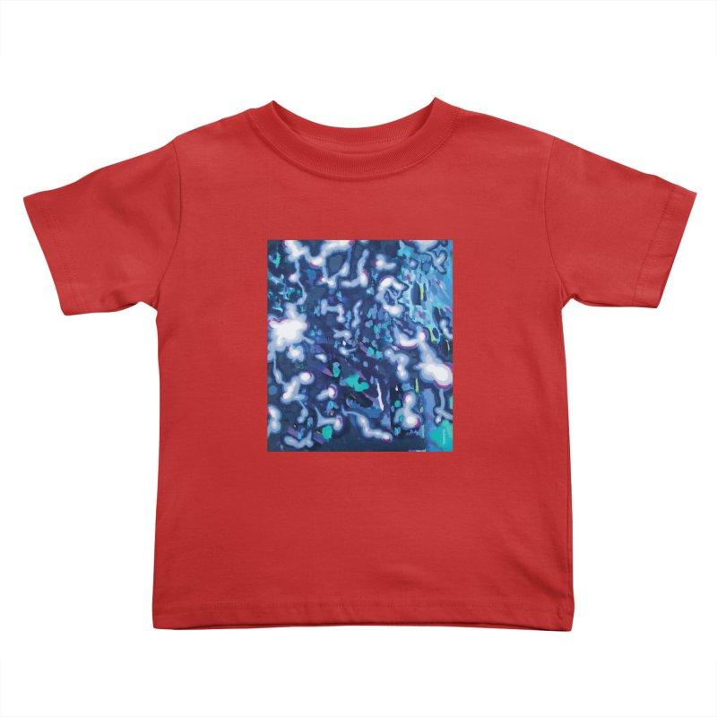 JOY // Awakening Kids Toddler T-Shirt by Desanka Spirit's Artist Shop